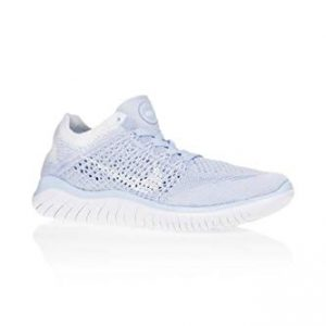 Nike Womens Free Rn Flyknit 2018 Low Top Lace Up Running Sneaker