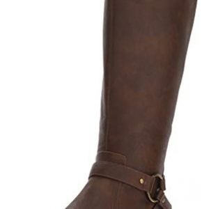 LifeStride Women's X-Felicity Low Heel Tall Shaft Boot Knee High