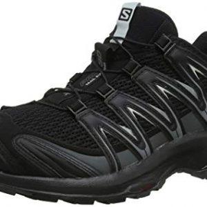 Salomon Men's XA PRO 3D Trail Running Shoe, Black/Magnet/Quiet Shade
