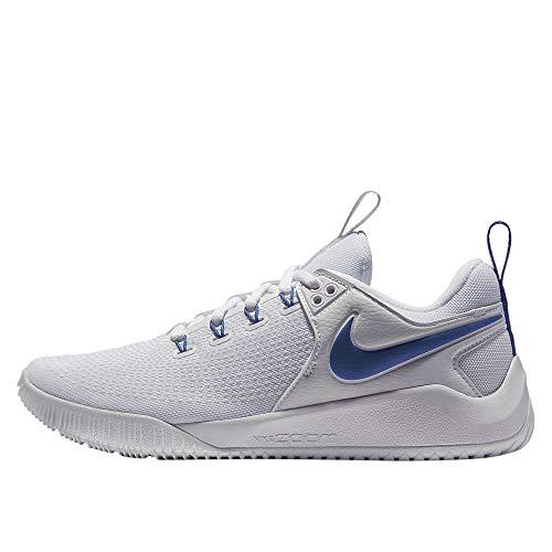 Nike Women's Zoom HyperAce 2 Training Shoe White/Game Royal