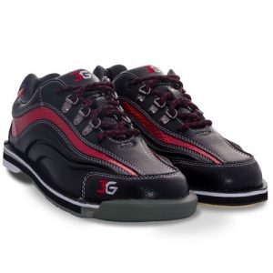 3G Mens Sport Ultra Black/Red Left Hand