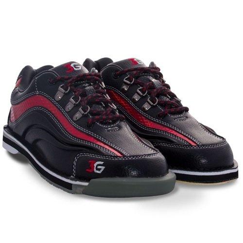3G Mens Sport Ultra Black/Red Left Hand
