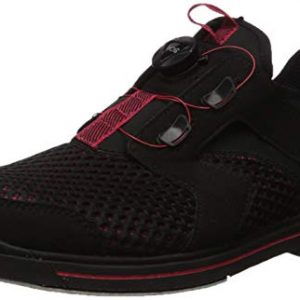 Dex Lite Pro BOA Mens Blk/Red Wide RH