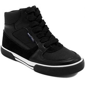 Nautica Kids Horizon Sneaker-Lace Up Fashion Shoe