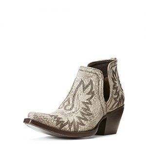 Ariat Women's Women's Dixon Western Boot, Blanco