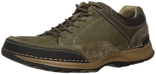 Rockport Men's RocSports Lite Five Lace Up Shoe, breen