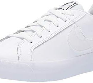 Nike Women's Court Royale AC Sneaker, white/white