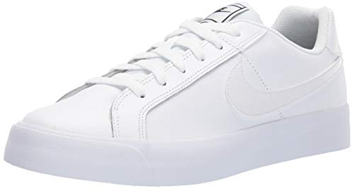 Nike Women's Court Royale AC Sneaker, white/white