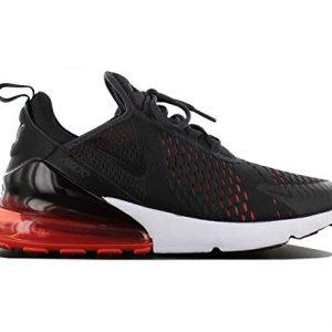 Nike Air Max Oil Grey/Habanero Red/Black Men's Running Shoes