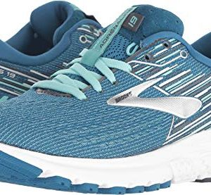 Brooks Women's Adrenaline GTS 19 Blue/Aqua/Ebony