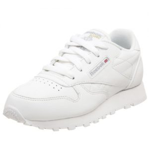 Reebok Little Kid Classic Leather Sneaker