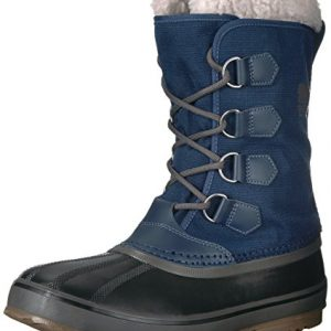 Sorel Men's Pac Nylon Snow Boot, Collegiate Navy