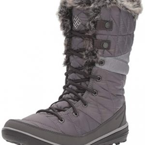 Columbia Women's Heavenly Omni-Heat Mid Calf Boot, Quarry