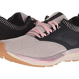 Brooks Women's Ricochet Black/Tan/Pink