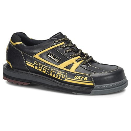 Dexter Mens SST 6 Hybrid Bowling Shoes Right Hand Wide