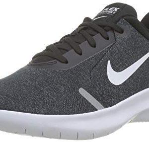 Nike Men's Flex Experience Run Shoe, Black/White-Cool Grey-Reflective Silver