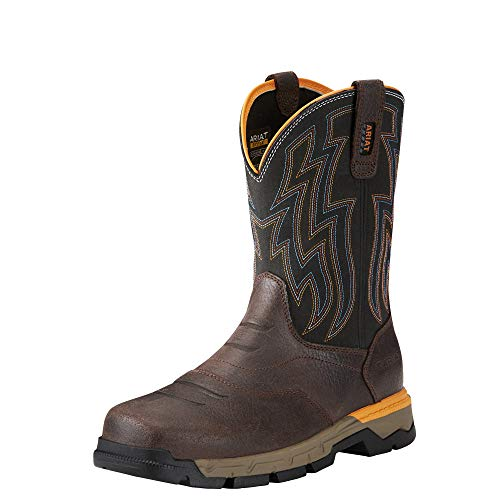 Ariat Work Men's Rebar Flex Western Composite Toe Work Boot