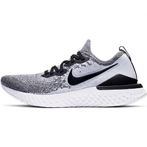 Nike Epic React Flyknit 2 Men's Running Shoe White/Black-Pure