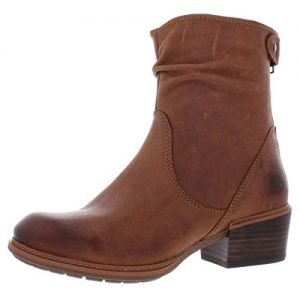Timberland Sutherlin Bay Mid Back Zip Slouch Women | Medium Brown Full Grain