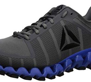 Reebok Women's ZigWild Tr 5.0 Running Shoe, Alloy/Trek Grey/Black