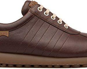 Camper Men's Pelotas Ariel Fashion Sneaker, Light Brown