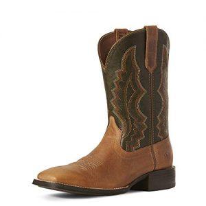 Ariat Men's Sport Riggin Western Boot, Sassy Bravo Brown