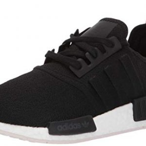 adidas Originals Women's Running Shoe, Black/Black/Orchid Tint