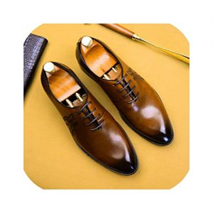 Luxury Italian 2019 Genuine Leather Casual Men Shoes Fashion Flats