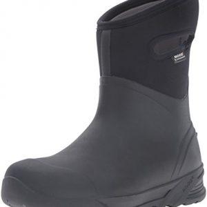 Bogs Men's Bozeman Mid Waterproof Insulated Rain Boot