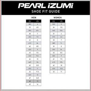 Pearl iZUMi Men's X-Road Fuel v5 Cycling Shoe Black/Grey