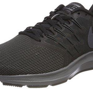 Nike Men's Run Swift Shoe, Black/Metallic Hematite-Dark Grey-Anthracite