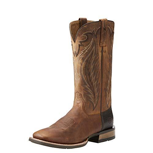 ARIAT Men's Top Hand Western Boot Trusty Tan