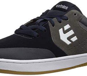 Etnies Men's Marana Skate Shoe, Navy/Grey