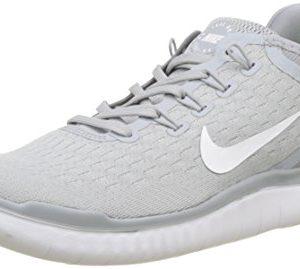 Nike Men's Free RN 2018 Wolf Grey/White/Volt Size