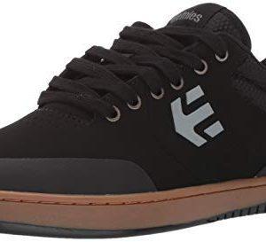 Etnies Men's Marana Crank Skate Shoe, Black/Gum
