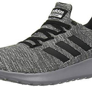 adidas Men's LITE Racer BYD Running Shoe, Grey Five/Black/Grey Metallic
