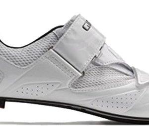Giro Mens Mele Tri Road Shoes, White