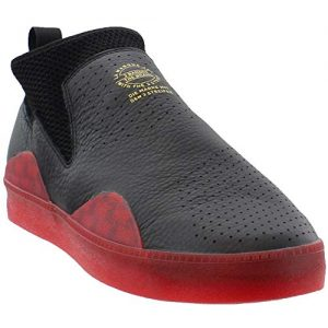 adidas 3ST.002 Nakel Smith Skate Shoe -Black/Red