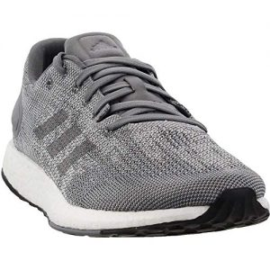adidas Mens Pureboost DPR Low Top Lace Up Running Sneaker