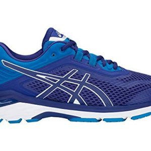 ASICS Men's Running Shoes, 11M, Blue Print/Race Blue