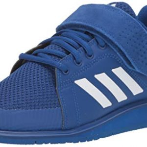 adidas Men's Power Perfect III. Cross Trainer, Collegiate Royal/White/Collegiate