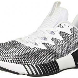 Reebok Men's Fusion Flexweave Running Shoe, White/Skull Grey/Black