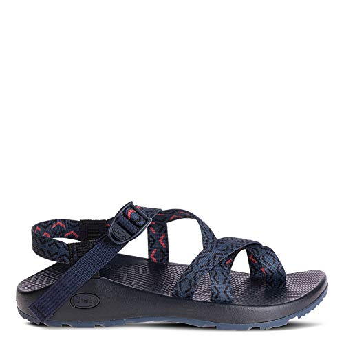 Chaco Men's Z2 Classic Sport Sandal, Stepped Navy