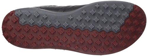 ECCO Men's Biom Hybrid Hydromax Golf Shoe, Black/Brick ECCO Men's Biom Hybrid 2 Hydromax Golf Shoe, Black/Brick, 12 M US.