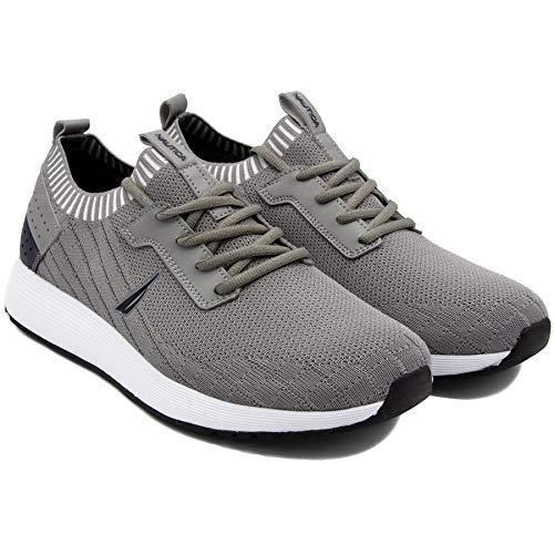 Nautica Men'S Casual Fashion Sneakers-Walking Shoes-Lightweight