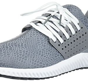 adidas Men's Adicross Bounce Golf Shoe, Grey/White