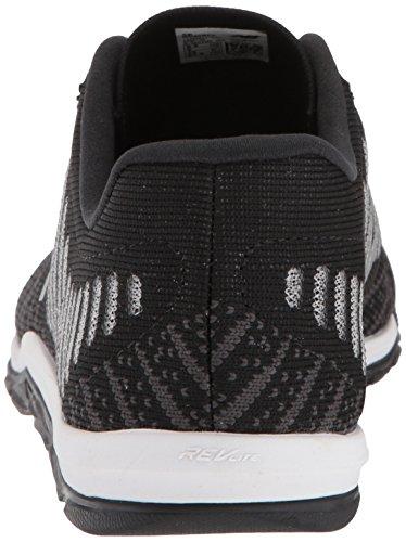 New Balance Men's Minimus Training Shoe, Black/White New Balance Men's 20v7 Minimus Training Shoe, Black/White, 11 D US.