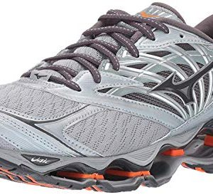 Mizuno Men's Wave Prophecy 8 Running Shoe, Quarry-Graphite
