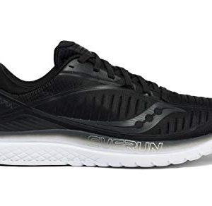 Saucony Men's Kinvara 10 Running Shoe, Black