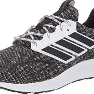 adidas Men's ENERGYFALCON Track Shoe, core Black/Grey Six/FTWR White